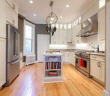 kitchen renovation for big family, home improvement, kitchen cabinets, kitchen design, kitchen island, CliqStudios Dayton Painted White Cabinets