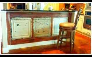 rustic bar kickguard, how to, kitchen design, pallet, repurposing upcycling, rustic furniture