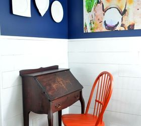 how to add color to a room with bold painted chairs painted furniture - How To Add Color To A Room