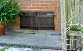 diy window shutter, curb appeal, diy, repurposing upcycling, woodworking projects