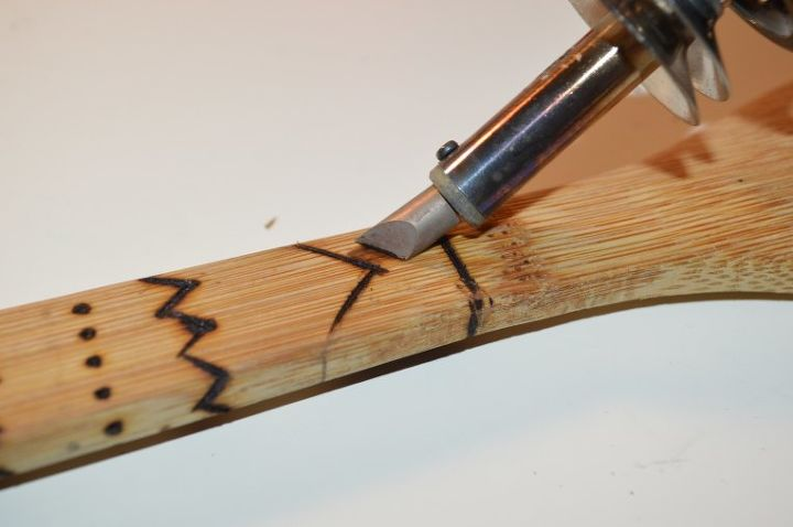 Diy Wood Burned Kitchen Utensils Crafts How To Kitchen Design
