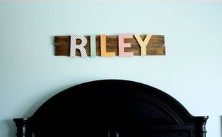 easy diy modge podge pallet sign, crafts, decoupage, diy, how to, pallet, repurposing upcycling