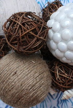 diy beachy accents, crafts, outdoor living