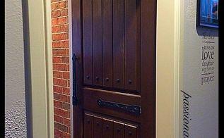 barn door for kitchen entry, doors, repurposing upcycling