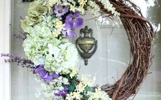 summer wreath, crafts, wreaths