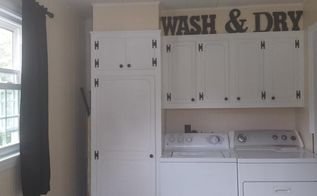laundry room pantry breakfast nook redo, closet, kitchen design, laundry rooms