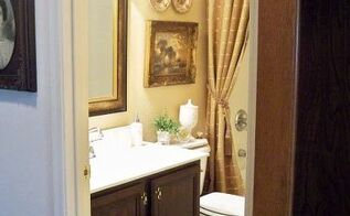 Bathroom Vanities Jacksonville Fl how to transform a builder grade bathroom vanity for less | hometalk