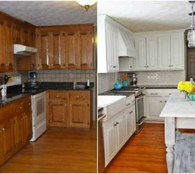 These Kitchen Cabinets Will Convince Your Husband To Let You Paint, Home  Improvement, Kitchen