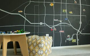 diy magnetic map wall, crafts, how to, painting, wall decor