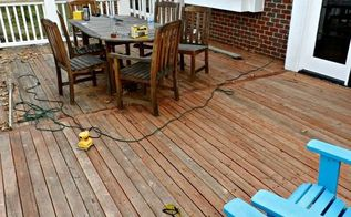 how to make over a rotted deck, decks, how to