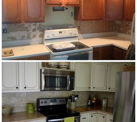 Kitchen Cabinet Renovation How To Kitchen Cabinets Kitchen Design Painting