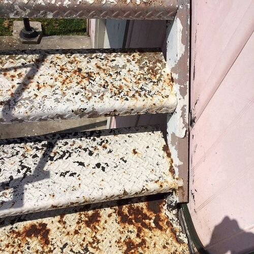 how to make iron rust quickly