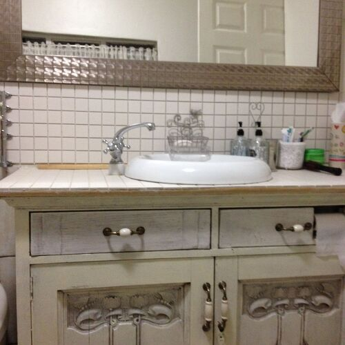 Turning A Dresser Into A Vanity