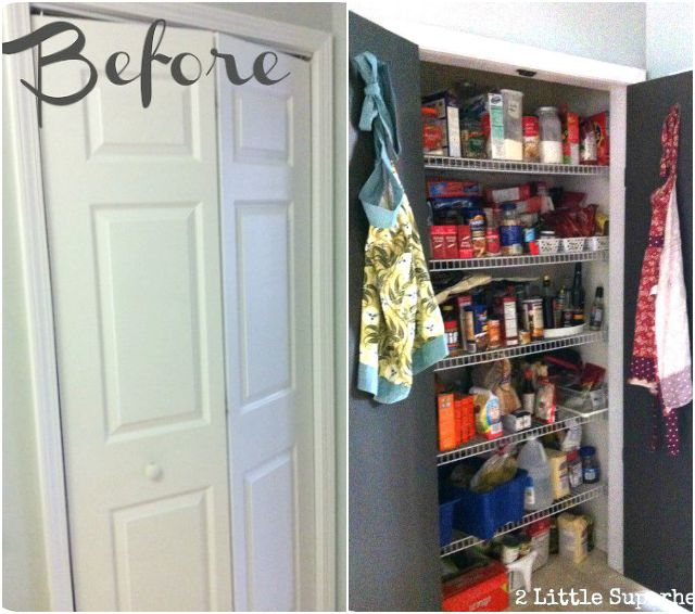 8 Ways Your Pantry Door Is Failing You And What To Do About It Hometalk