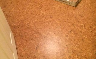cork flooring transformation, flooring, home improvement