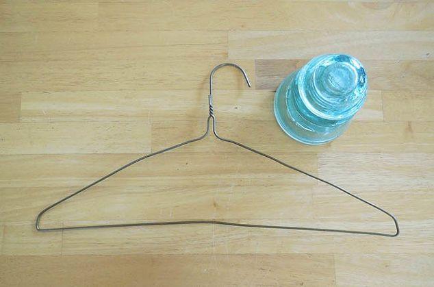 Glass Electrical Insulator Vase Stand Tutorial Hometalk
