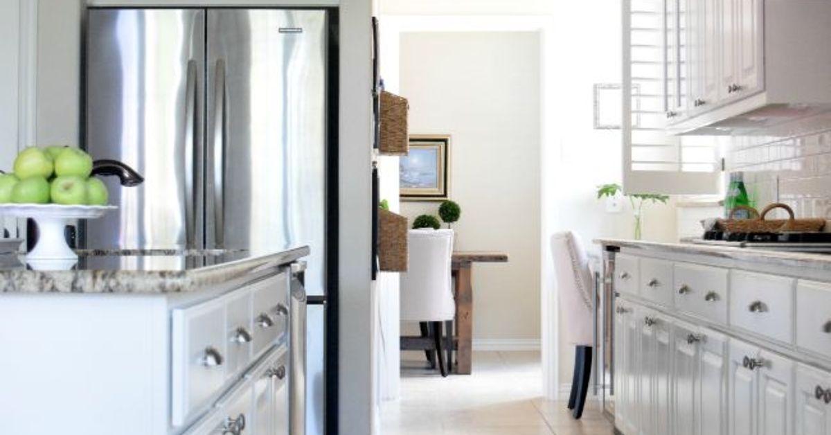Mini kitchen makeover hometalk - Kitchen wow mini makeovers ...