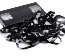 q how to repurpose vhs tapes case, repurposing upcycling, VHS tape