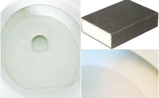 7 miraculous tricks to keep your toilet clean for longer, bathroom ideas, cleaning tips, Project via Mary Sweet Water Style