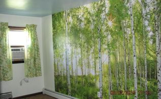 how to add mural on the wall, how to, painting, wall decor