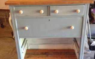 upcycled old dresser, painted furniture, repurposing upcycling