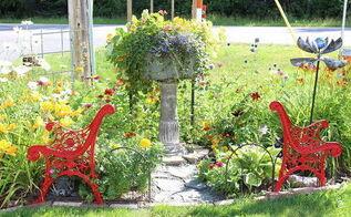 yard of flowers garden tour 2015, flowers, gardening