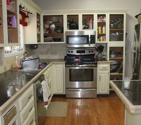 Diy Budget Kitchen Reno, Countertops, Kitchen Cabinets, Kitchen Design