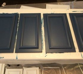 How To Paint Kitchen Cabinets With Velvet Finishes, How To, Kitchen Cabinets,  Kitchen