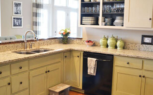 paint kitchen cabinets with chalk paint, chalk paint, diy, kitchen cabinets, kitchen design, painting