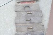 diy barn wood wall bin, how to, repurposing upcycling, storage ideas