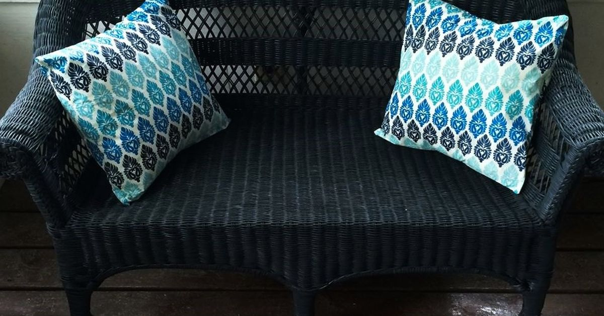 Diy Picnic Table Cloth Outdoor Pillows Amp Garage Sale