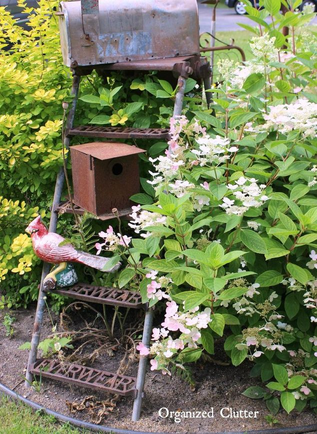 garden decor ideas from junk landscape outdoor living repurposing