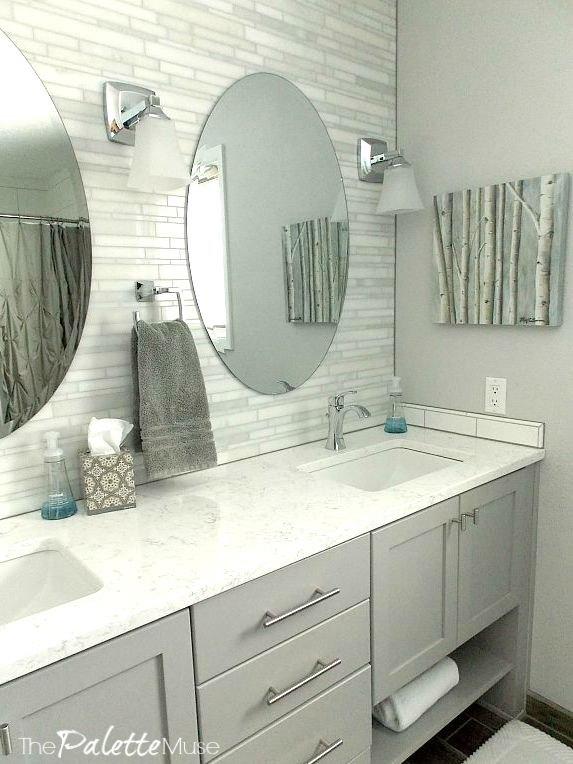 Master Suite Makeover And Guest Bath Too Bathroom Ideas Bedroom Ideas Small Bathroom
