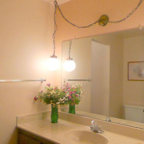 unique bathroom lighting fixture. httpdelunecomhowtopick unique bathroom lighting fixture