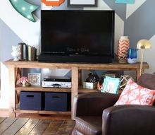fun eclectic living room tv media wall makeover with gallery, home decor, living room ideas, wall decor