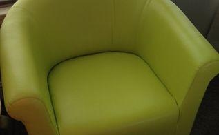 Painting A Vinyl Chair Hometalk