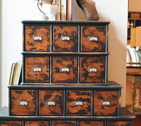 Nice Cd Cabinet Turned Vintage Apothecary Cabinet, Painted Furniture,  Repurposing Upcycling