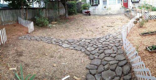 Grass free dog proof yard | Hometalk