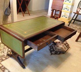 antique drop leaf coffee table design