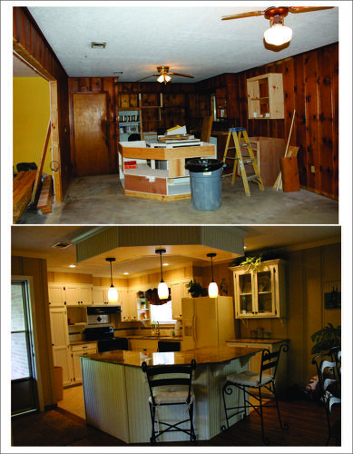 Painting Knotty Pine Cabinets Hometalk