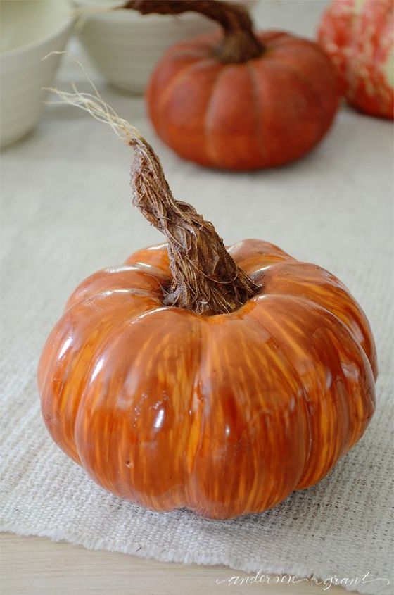 creating diy pumpkins with a realistic looking stem hometalk