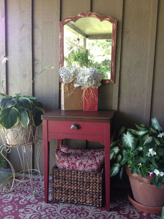 Sewing Machine Cabinet Made Into Holiday Cooler Hometalk