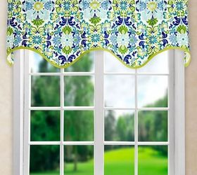 this is the valance i have in mind - Valances