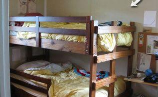 vintage industrial boys room makeover part 1, bedroom ideas, home decor, home improvement, wall decor