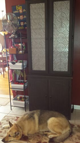 What Can I Do With These Canadian Tire Pantry Cupboards