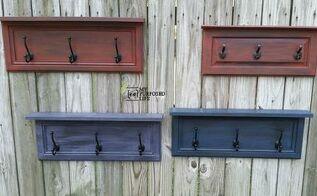cabinet door coat racks, diy, home decor, repurposing upcycling, shelving ideas, woodworking projects