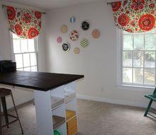 craft room, craft rooms, wall decor