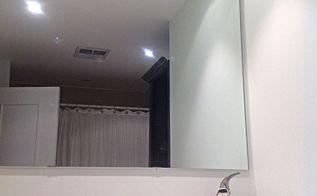 Mirror Backsplash Hometalk