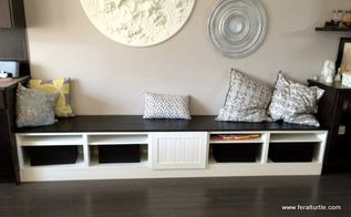an ikea hack, dining room ideas, diy, painted furniture, repurposing upcycling