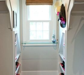 A Tale Of Two Dormer Windows, Basement Ideas, Closet, Diy, Home Improvement